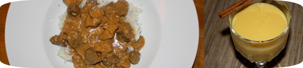 Masman Curry & Mangocreme