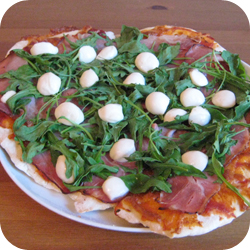 rucola-pizza
