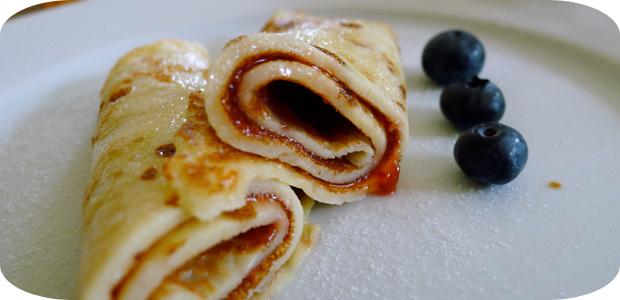 Buttermilch Pfannkuchen