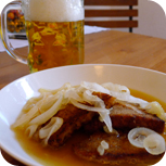 Oktoberfest Biersuppe