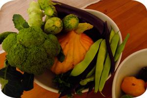 Gemüse CSA