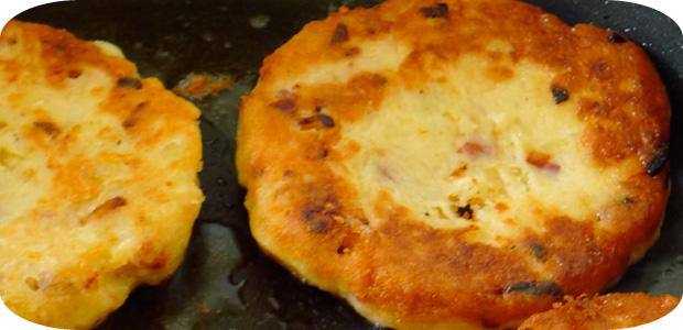 Kartoffelplätzchen