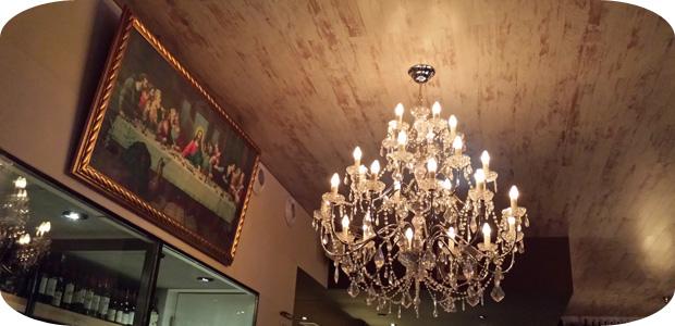 Restaurant Last Supper Muenchen