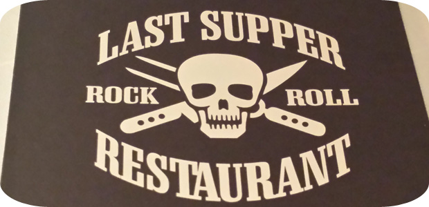 Rock n Roll Restaurant Last Supper