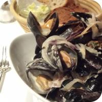Last Supper - Miesmuscheln