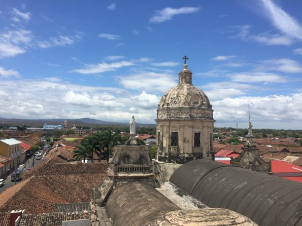 Ausblick Granada