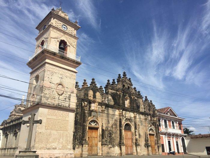 Granada La Merced Kirche_Nicaragua