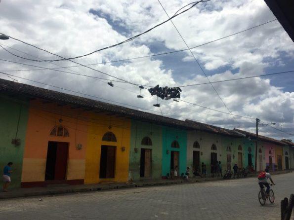 Straße in Granada_Nicaragua