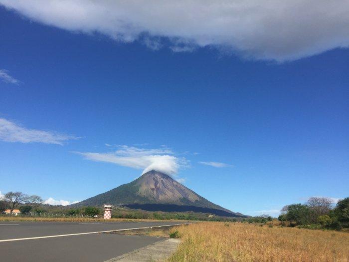 Vulkan Concepcion_Nicaragua
