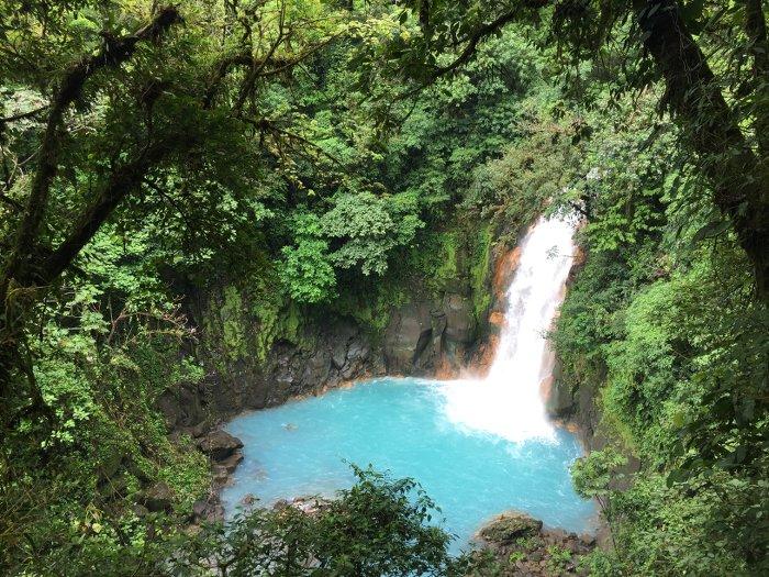 Wasserfall Rio Celeste_Costa Rica
