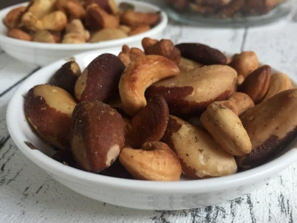 Snack Nüsse selbermachen