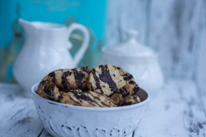 Schwedische Haferflocken Kekse