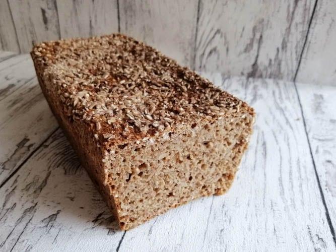 Dinkel Brot selber backen