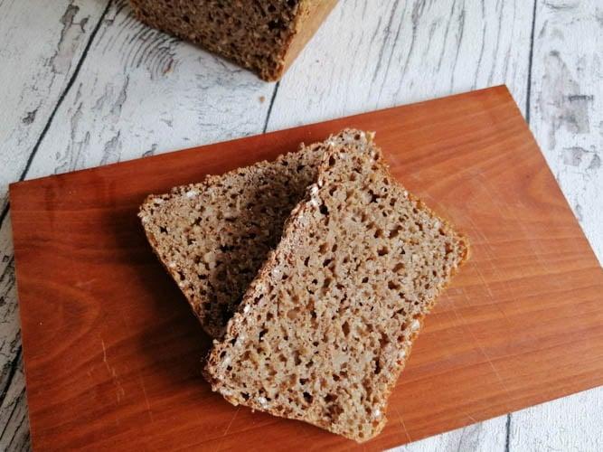 Dinkel Vollkorn Brot selber backen