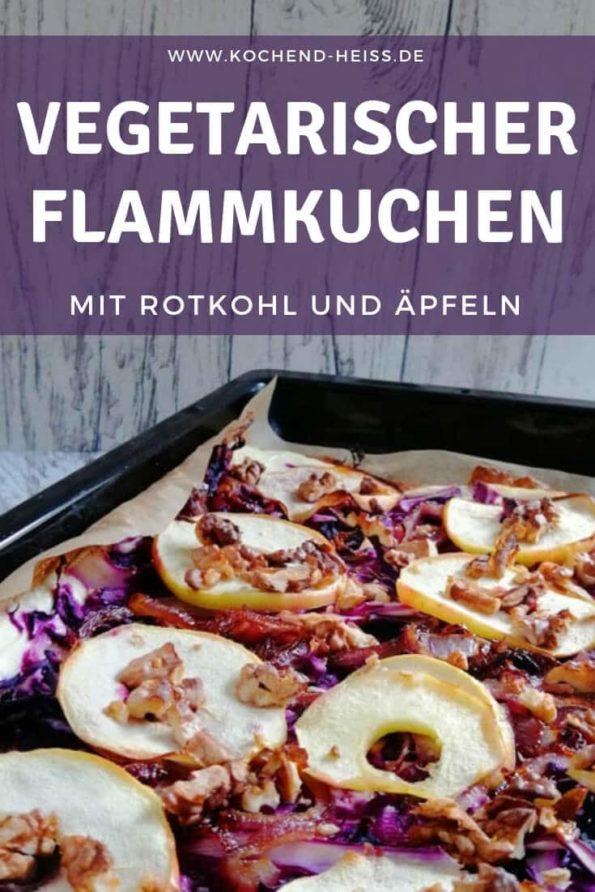 Flammkuchen Vegetarisch Pinterest