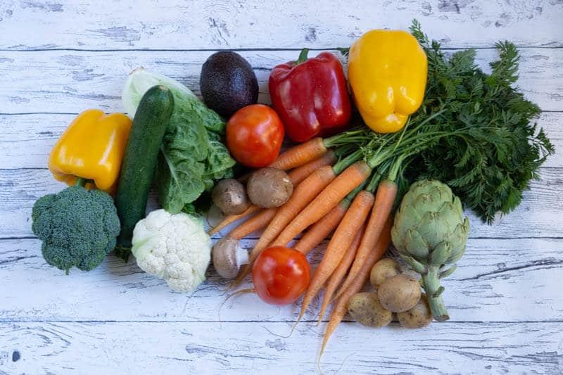 Kohlenhydrate gut oder schlecht Gemüse