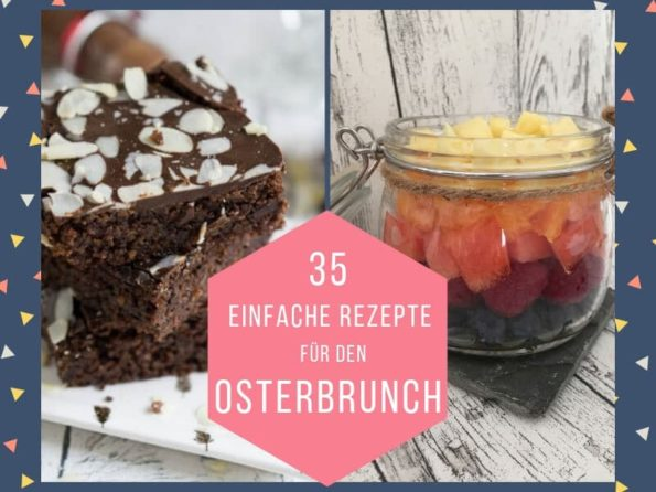 Ideen für tolle Osterbrunch Rezepte