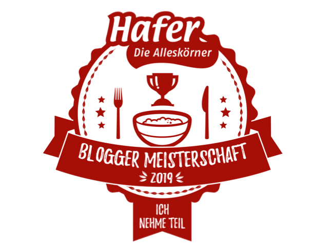 Warmer Frühstücksauflauf mit Beeren und Haferflocken_Blogger Meisterschaft Hafer 2019