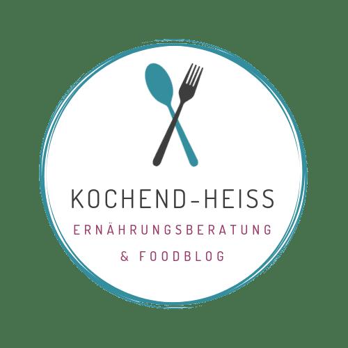Logo Ernährungsberatung & Foodblog kochend-heiss
