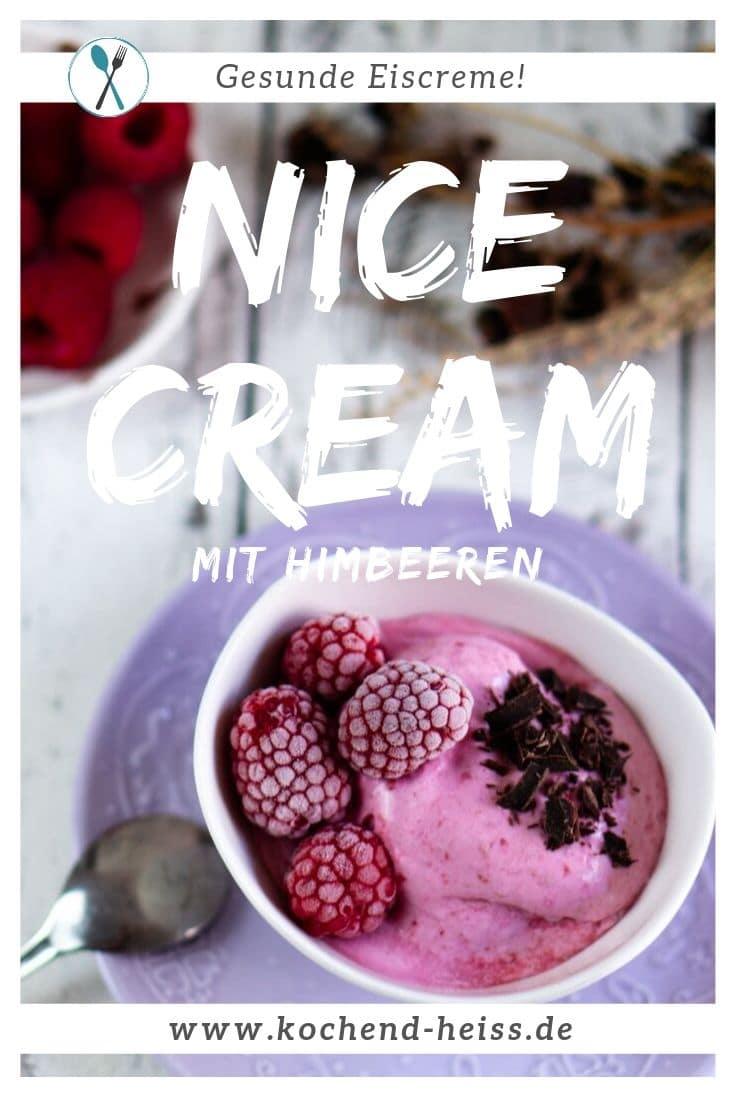 Nice Cream - Mandelmilch Eis