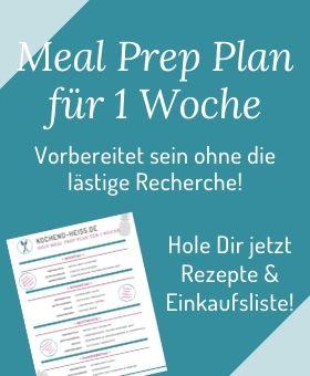 Hole Dir Deinen kostenfreien Wochenplan