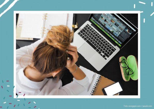 Stress-Essen im Büroalltag - Warum Du zunimmst & 10 Tipps dagegen