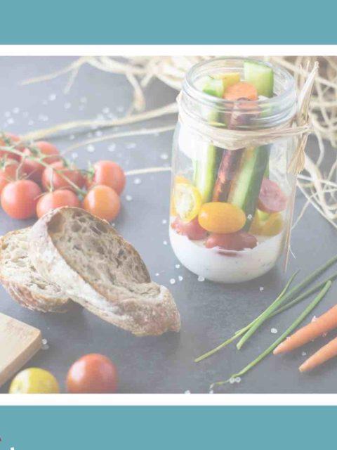 Essen fürs Büro – Im stressigen Alltag gut essen und abnehmen
