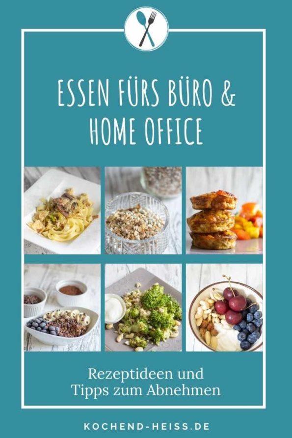 Essen fürs Büro - Vorbereiten und Abnehmen