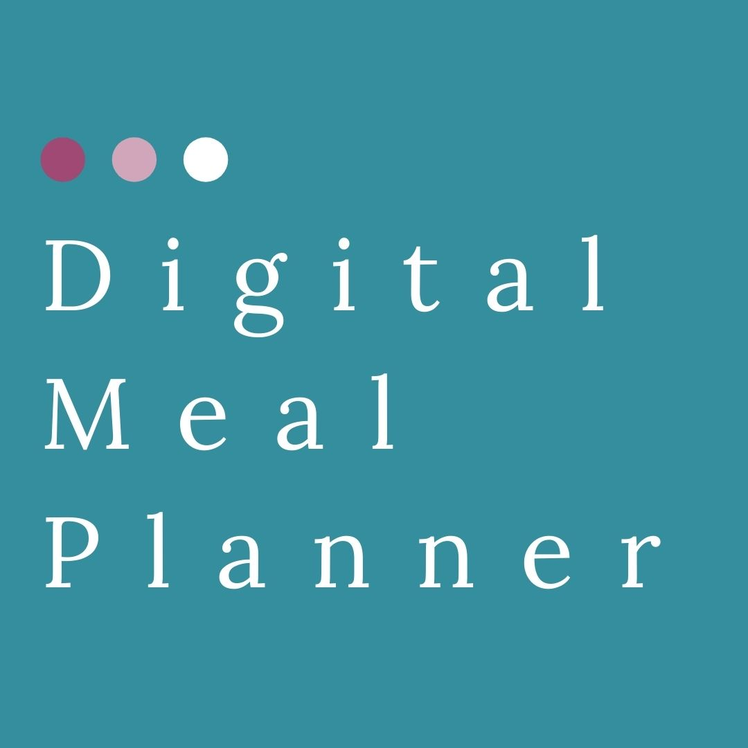 Digital Meal Planner_Logo